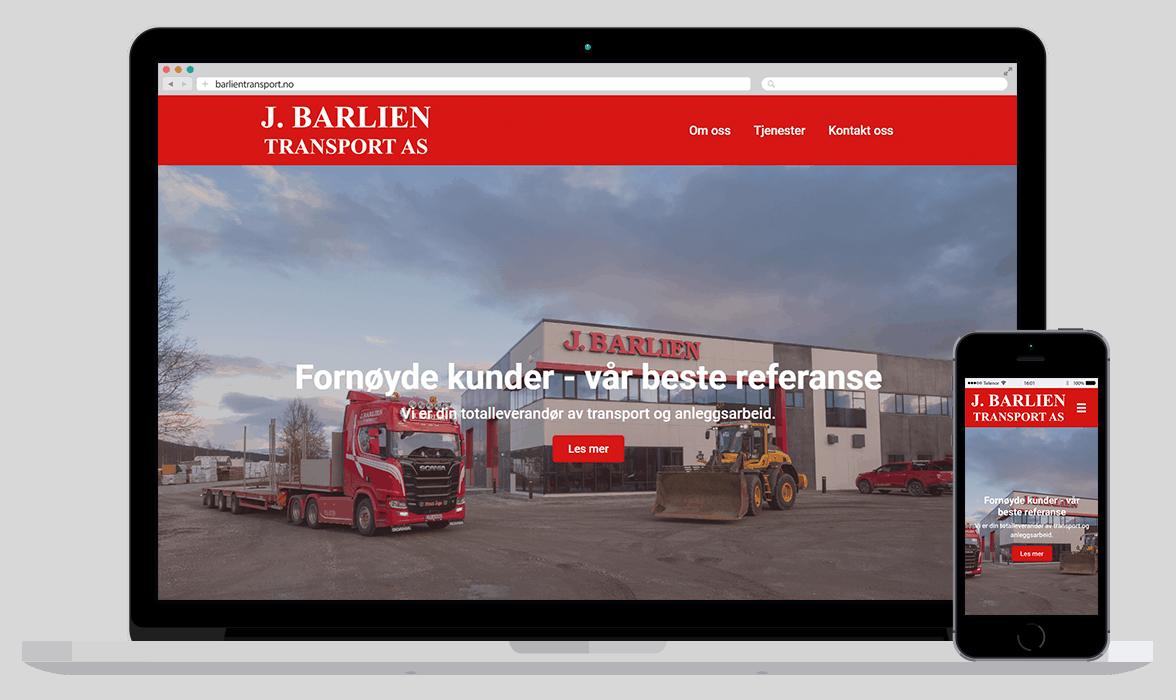 J. Barlien Transport AS
