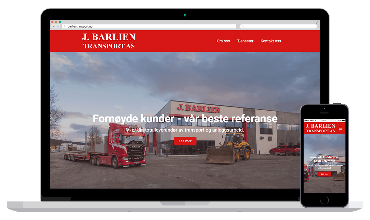 J. Barlien Transport AS