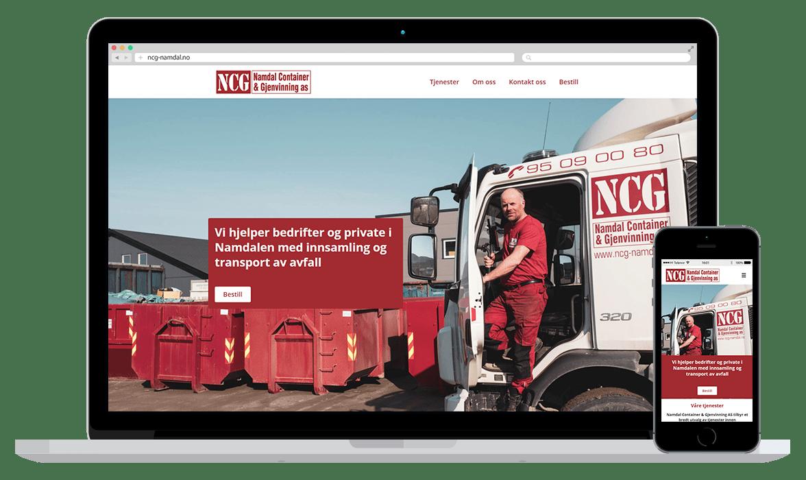 Namdal Container & Gjenvinning